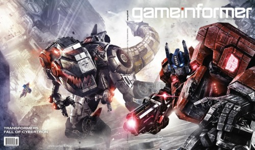 videogamenostalgia:  Transformers: Fall of Cybertron coming in 2012, Features Giant Dinosaur Back in 2010, High Moon Studios released War For Cybertron, the first actually good Transformers game to grace any system.  They've recently announced the sequel. Transformers: Fall of Cybertron, continues the story of Autobots vs Decepticons and their brutal and oily civil war. Next month's issue of Game Informer is to have over 12 pages worth of details on the game.  Definitely be on the lookout for this game!