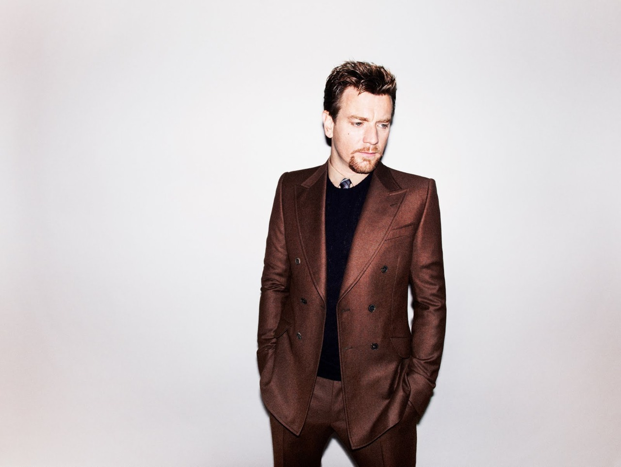 fuckingawesomewan:  Ewan McGregor by David Titlow for 'Esquire magazine', 2011. (via dailytitlow)