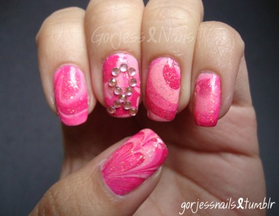 gorjessnails:  HOPE.STRENGTH.FAITH♥