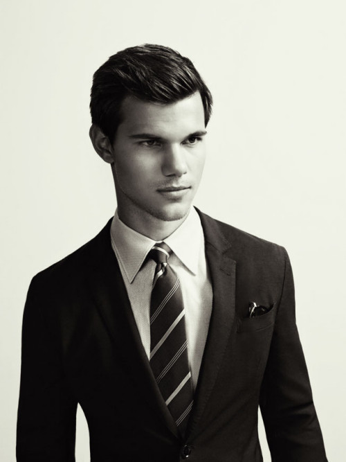 poisonparadise:  Taylor Lautner | By: David SlijperGQ Australia | Oct/Nov 2011