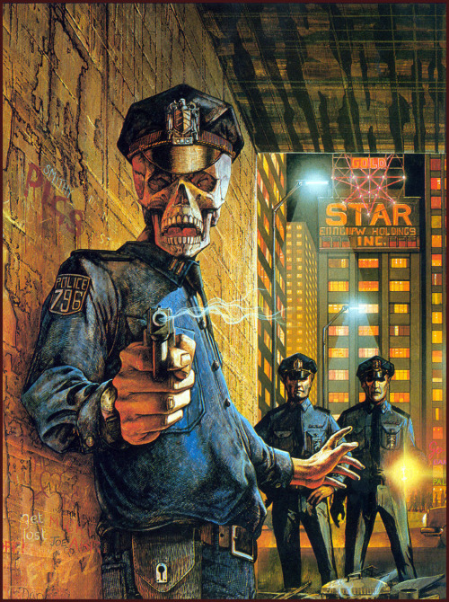 Line of Duty by Patrick Woodroffe