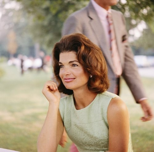 fairfield-ivy:  Jackie O, the epitome of class