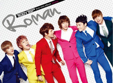 Teen Top - ROMAN 1st Mini Album (+ poster)$21.00 (folded poster)$25.00 (unfolded poster) *Poster will be sealed in a hard tube case