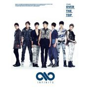 INFINITE - Over The Top 1st Album (+ poster)$23.00 (folded poster)$27.00 (unfolded poster) *Poster will be sealed in a hard tube case