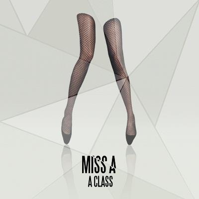 Miss A - A CLASS 1st Album (+ poster)$23.00 (folded poster)$27.00 (unfolded poster) *Poster will be sealed in a hard tube case