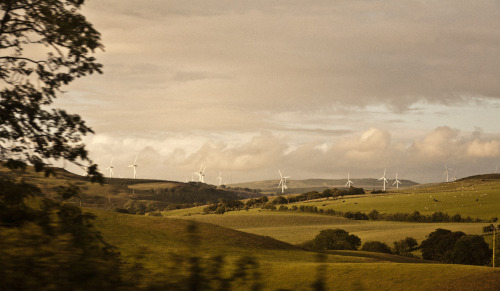 windfarms are awesome. :: Scotland
