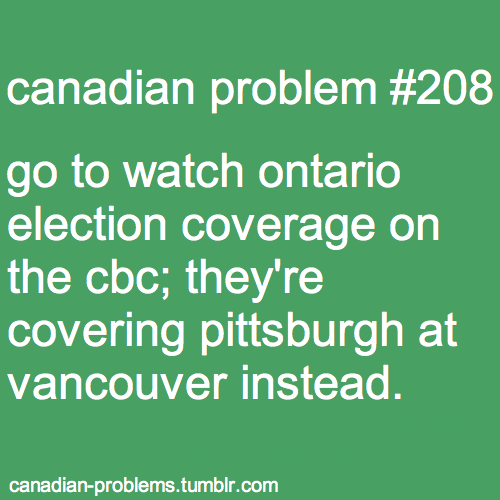 canadian-problems: