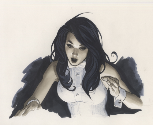 Zatanna 14 Prelim And woah. 1,005 Followers.