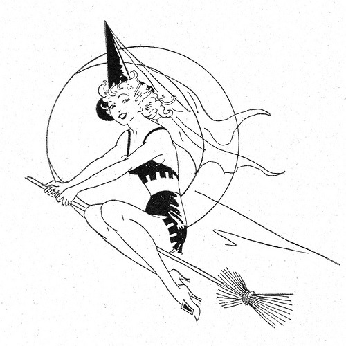 mudwerks:  Witch (by Namey McNamerson)