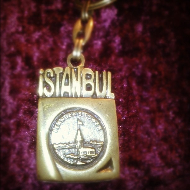 #nada #sevivazprocam #istanbul #turkey #key #medal (Taken with instagram)