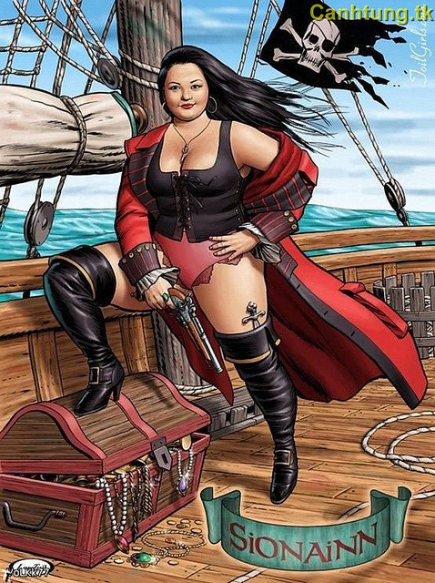 Pirate Booty (Artist Unknown)