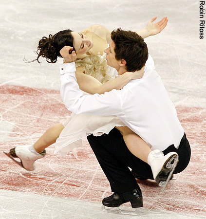 beautiful-shapes:  2009 Skate Canada, FD Tessa Virtue & Scott Moir