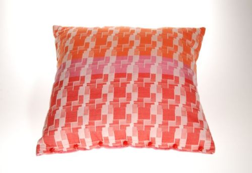 Deco red cotton collection   Reversible  side ame collection colour roze .