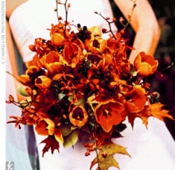 Autumn/fall bouquet