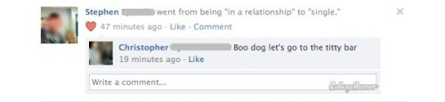 On Facebook, Every Relationship Is Complicated