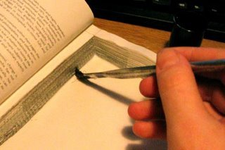 leafylady:  (via How To Make a Secret Hollow Book: - How To Do Stuff)