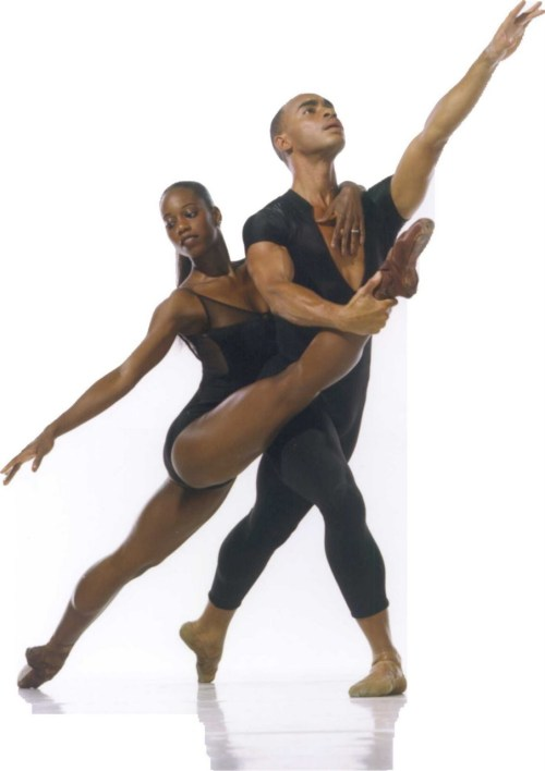 Dance Theatre of Harlem photo by Eduardo PatinoNew Bach duet featuring Tanya Wideman and Donald Williams.
