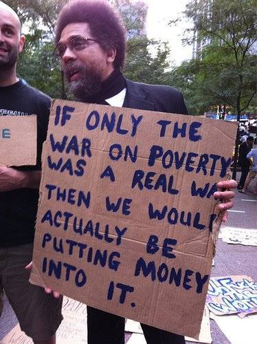soupsoup:  The most enjoyably effective signs at Occupy Wall Street.