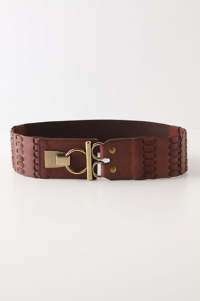 lemonadeandivy:  for the love of brown… belt me