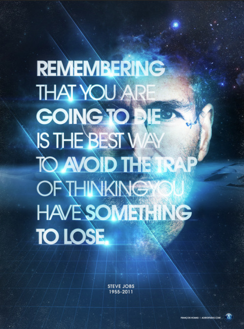 Steve Jobs was a great man. May he rest in peace..