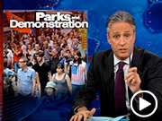 (via Jon Stewart takes on Occupy Wall Street critics | PopWatch | EW.com)