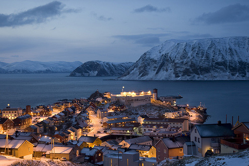 allthingseurope:  Honningsvag, Norway (by richard.mcmanus.)