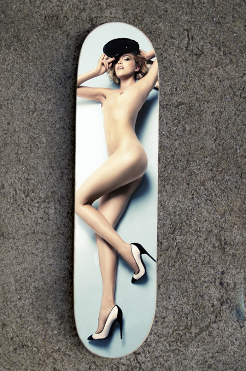 Doodah 'Arizona Muse' Skateboard Deck