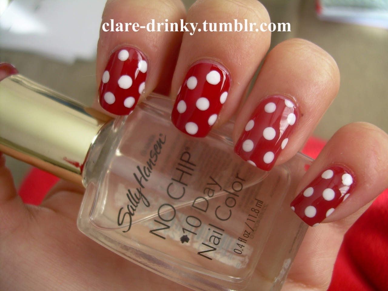 thenailbank:  These are the best polka dots I've ever seen!