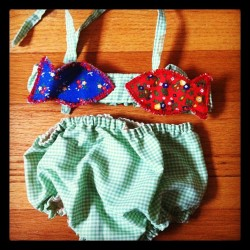 +my first bikini—made by my mom