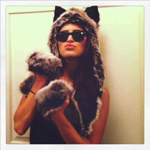One Woman SpiritHood Wolfpack (Taken with instagram)