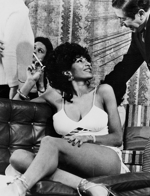 Pam Grier in Coffy.