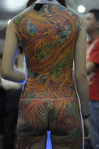 Tattoo Convention 2009 Singapore by Ivan Chia on Flickr.