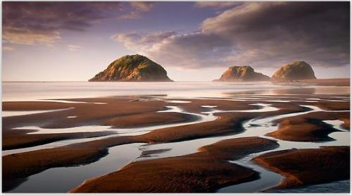half-a-world-away:  Sugarloaf Islands, Taranaki, New Zealand