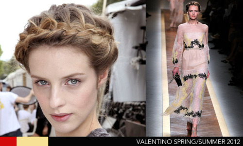 Valentino Paris Fashion Week S/S 2012