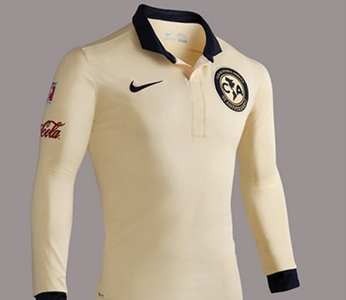 Club America to play in 1920s style kit v Chivas on Oct 23. Only 5,000 to be sold. SICK! via @SpicyBob  - DJ