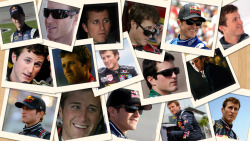 Kasey Kahne Collage This is supossed to look like a pile of photos spreed out onto the floor. All of the photos in the collage are not mine