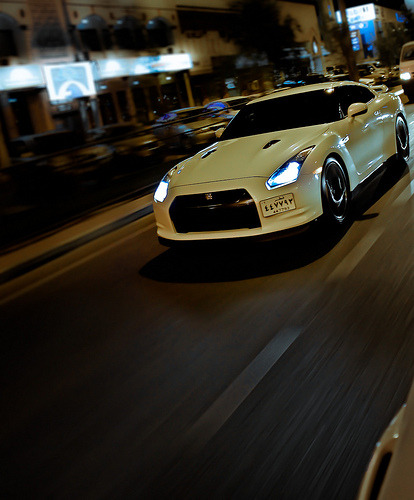 automotivated:  The Nissan GT-R that looked so beautiful. (by Faisal I am)