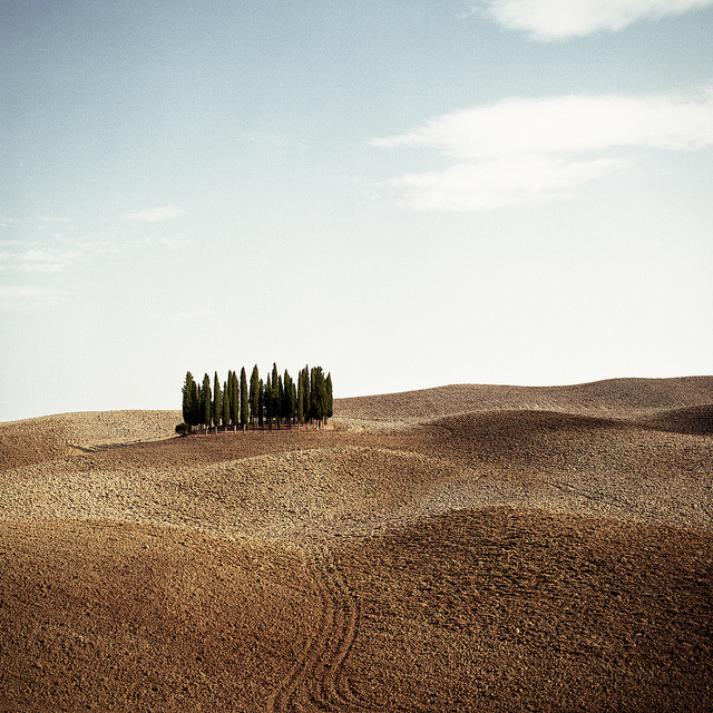 Val d'Orcia by De Vetpan on Flickr.