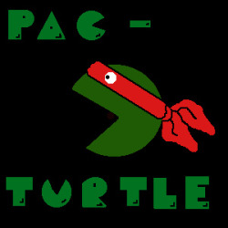 pacturtle by discordiatookie on Flickr.