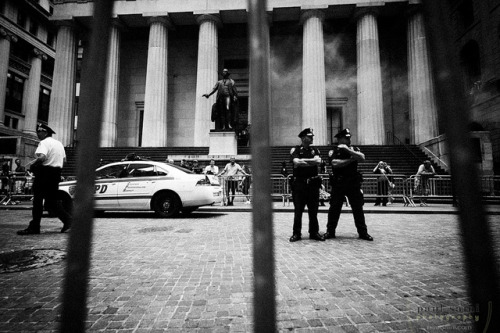 trinitychilddreamer:  OccupyWallSt - Democracy, Inc. by Paul Saini Photography on Flickr.