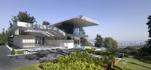 House in Austria designed by Najjar-Najjar Architects.