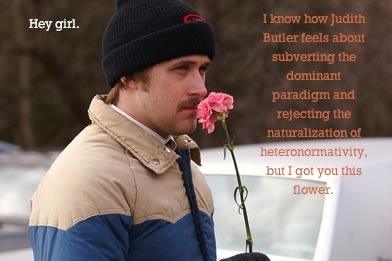 FEMINIST RYAN GOSLING. You're welcome.