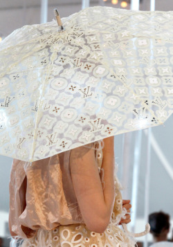 Louis Vuitton - SS2012 - Paris Fashion Week - Details