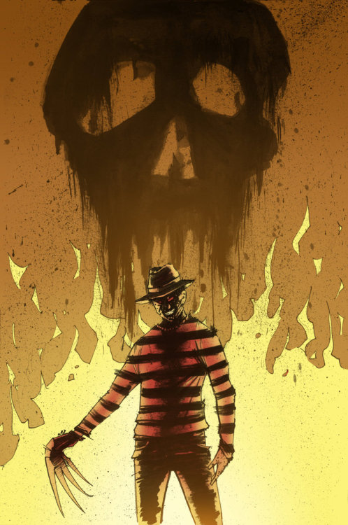 all-about-villains:  Nightmare on Elm Street : By Tyler Champion