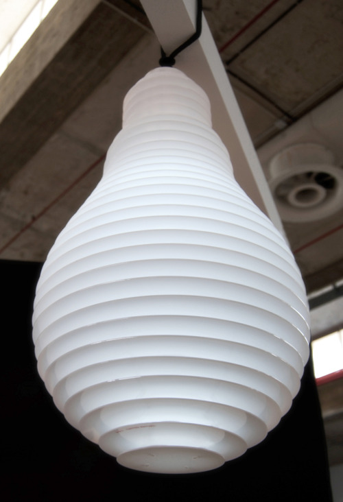 Big Bulb Lamp (BBL) by Kutarq