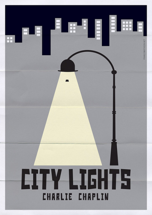 City Lights by Franco Mathson