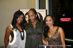 HMNY's Gabrielle Dennis and Caryn Ward