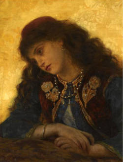 missfolly:  A Greek Girl by Sophie Anderson