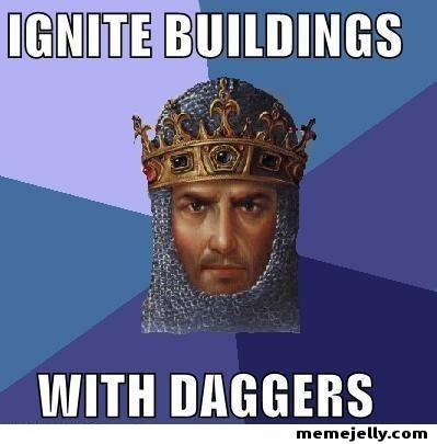 memejelly:  Age of Empires: Fight Fire with Metal