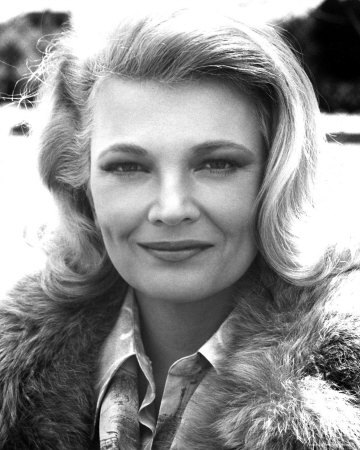 Fräulein's Talent Scout #1  —-GENA ROWLANDS